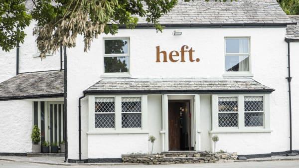 Heft, Inn + Restaurant, Grange-over-Sands
