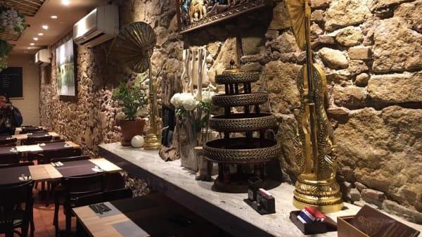Vista del interior - Doi Chang Thai, Barcelona