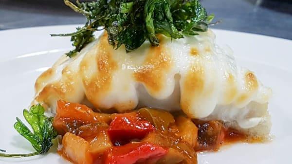 Sugerencia dek chef - La Terraza restaurante Hotel Camino, Granada