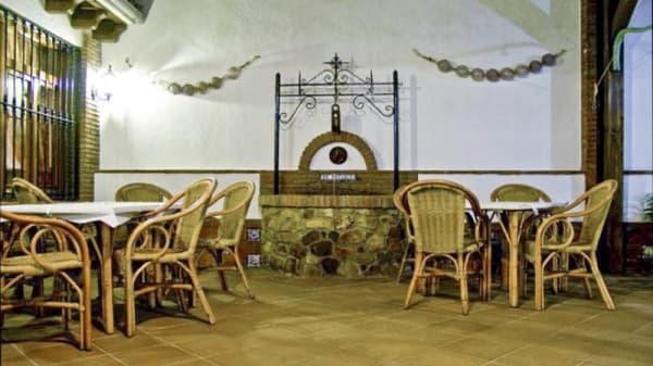 terraza - Casa Blas, Zahara De Los Atunes