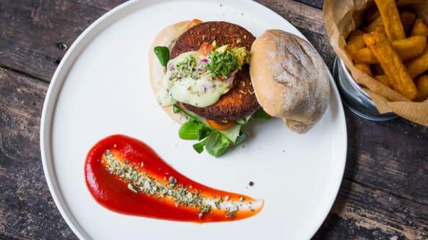 Suggestie van de chef - Meatless District Bilderdijk, Amsterdam