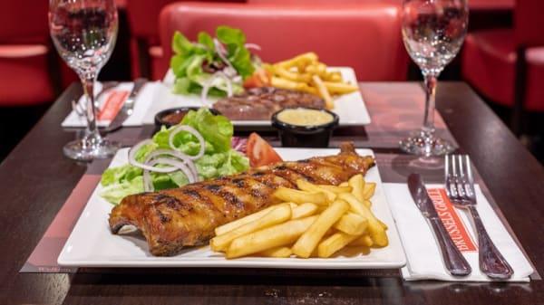 Suggestion du chef - Brussels Grill Place Rogier, Saint-Josse-ten-Noode