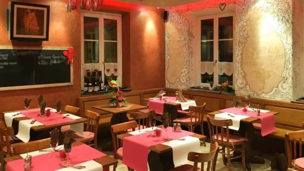 salle - Chez Georgette, Eckwersheim