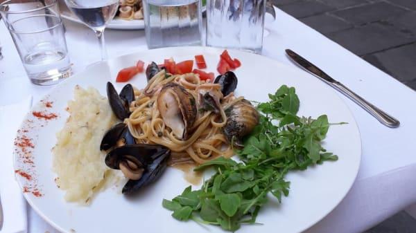 Suggerimento dello chef - Osteria dei Pescatori, Genova