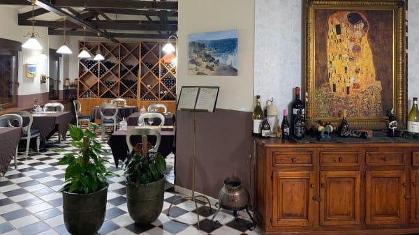 Vista del interior - El Gourmet Aljan, Riveira