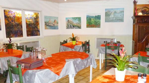 Salle tropicale - La Grange, Arcy
