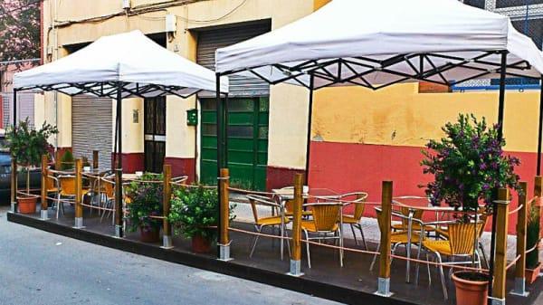 Terraza - La Tabla, Cornella De Llobregat