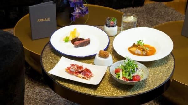sugerencia del chef - Arnau, Barcelona