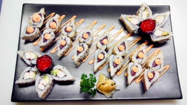 sushi - Osaka, Turin