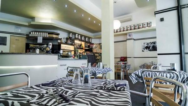 Vista sala - Pizzeria Surprise Cafè, Muggiò