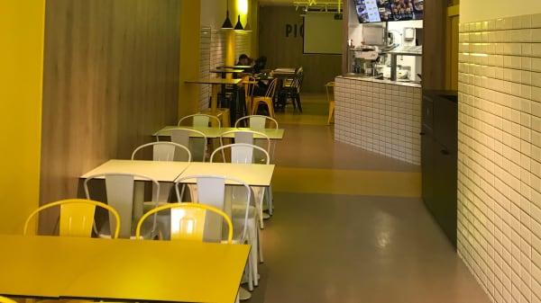 Sala - Picos Grill, Hospitalet de Llobregat