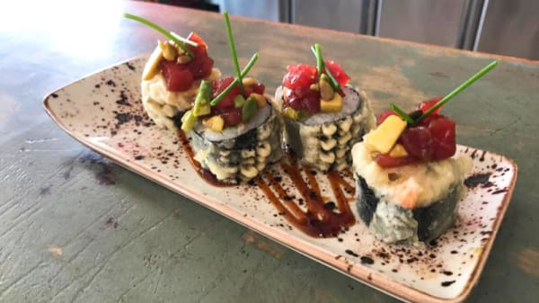 Plato - Wasabee Sushi Restaurant, Chiclana De La Frontera