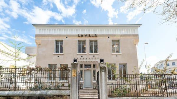 Façade - La Villa par Thierry Marx, Lyon