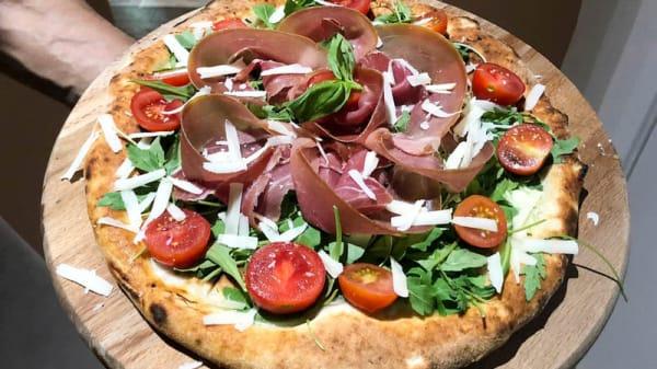 Sugerencia del chef - Pizza e Cafè, Eivissa