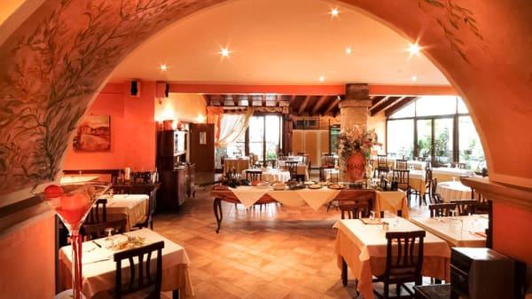 sala - Al Borgo Antico
