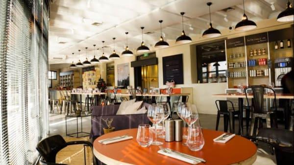 Vue de la salle - La Table-Épicerie Aix&Terra Valence, Valence