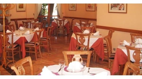 Vistas al comedor - Rincón de Galicia A Lareira, Alboraya