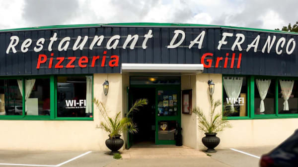 Entrée - Pizzeria da Franco, Gouesnou