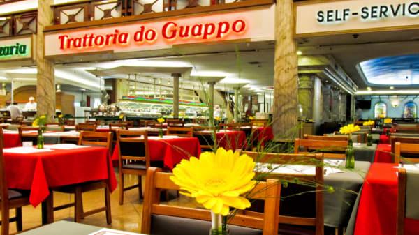 Fachada - Trattoria do Guappo, São Paulo