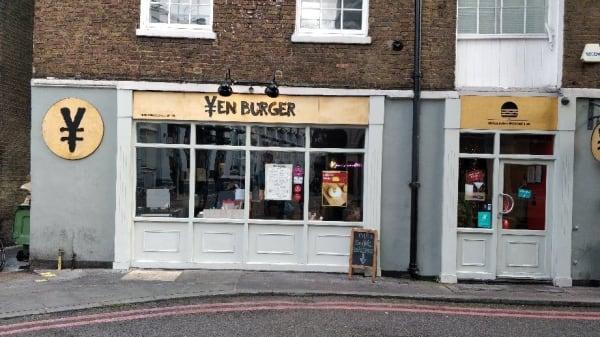 Yen Burger, London