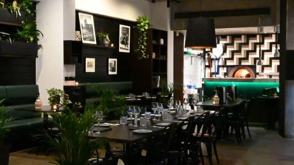 Room's view - Crento Italian Restaurant, Collaroy (NSW)