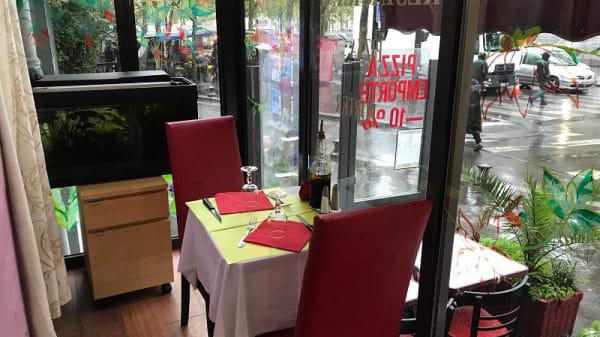 Suggestion du Chef - Jardin d'Italie, Paris