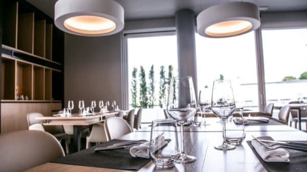 Vista sala - M4cento Restaurant, Chioggia