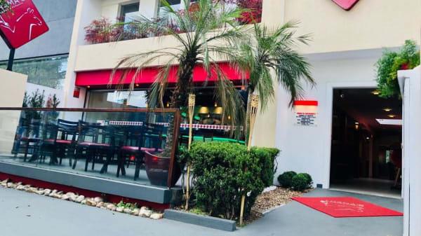 Lhama's Restaurante, São Paulo