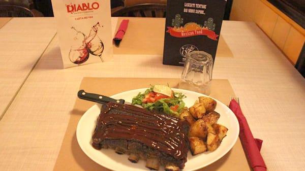 Suggerimento dello chef - El Diablo Saloon, Valle Salimbene
