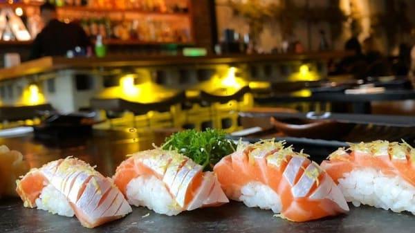 Sugestão do chef - Oguru Sushi & Bar Itaim, São Paulo
