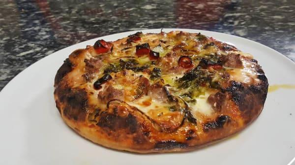 Suggerimento dello chef - Frank Pizza, Brusasco