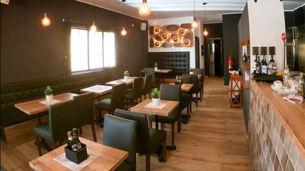 Vista de la sala  - Siete Sabios - Coffee & Real Food, Adeje