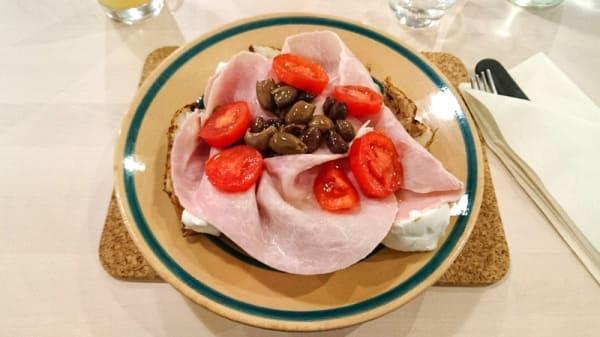 Suggerimento dello chef - Il Ferracavallo, Frisa