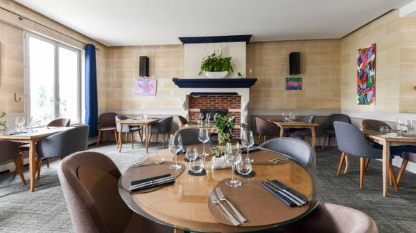 Salle du restaurant - Le Relais des Peintres, Auvers-sur-Oise