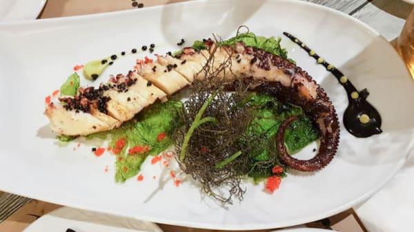 Sugerencia del chef - El Punto Restaurante, Vejer De La Frontera