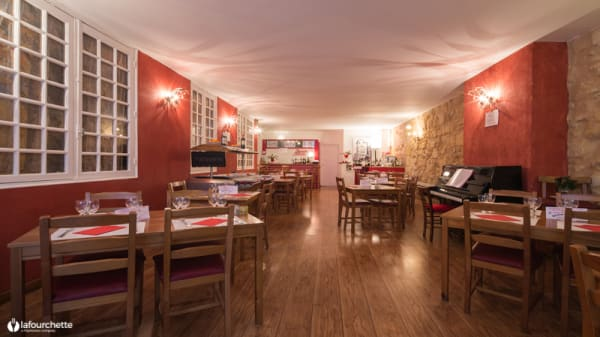 vue de l'intérieur - Chez Fanfan, Bordeaux