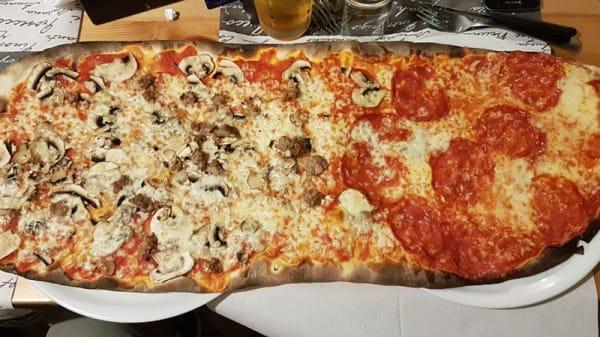 Pizza - Pizzeria Borgiana, Civita Castellana