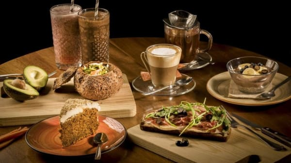 Sugerencia de plato - Café Tatiana, Madrid