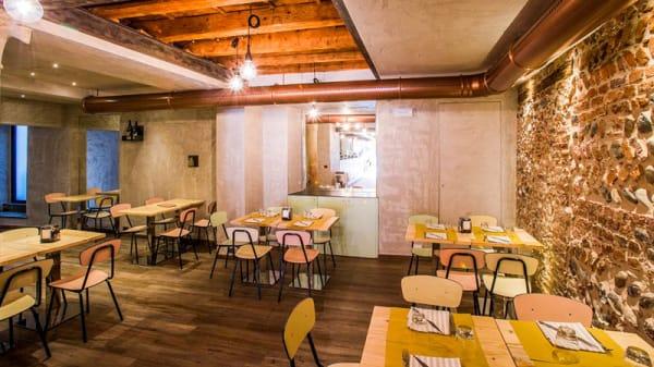 Salone ristorante - Emanuel Cafè, Verona