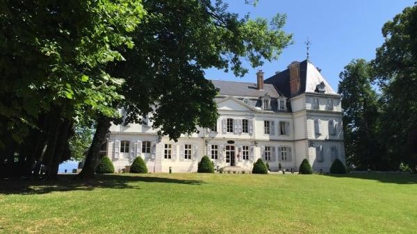 chateau - Château de Divonne, Divonne-les-Bains