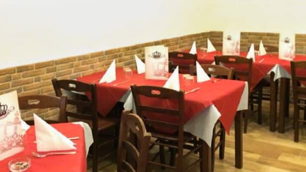 Sala - Antica Trattoria e Pizzeria da Nanninella, Naples