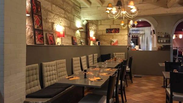Salle du restaurant - Le Pili, Avignon