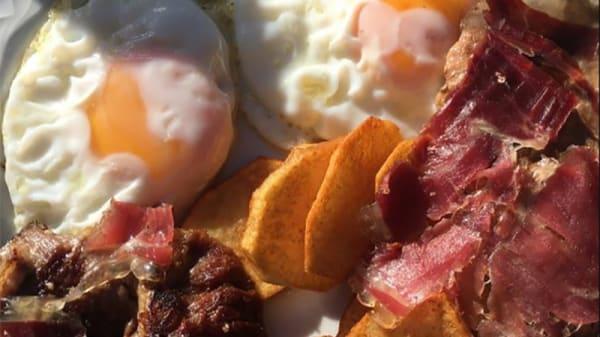 Sugerencia del chef - Restaurante El Recreo, El Castillo De Las Guardas