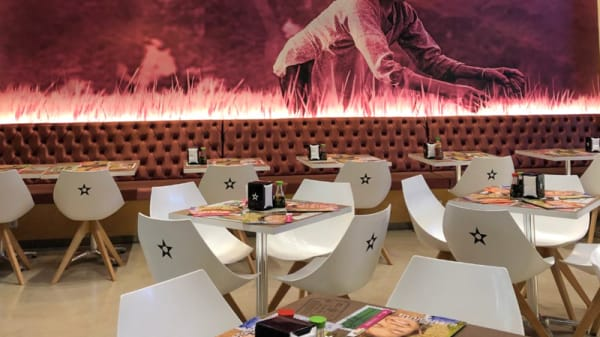 Sala del restaurante - Nacionsushi - Valencia, Valencia