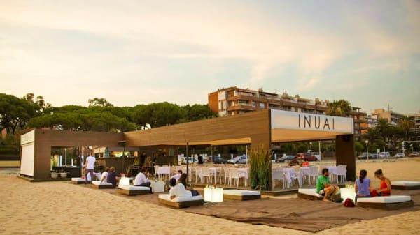 Vista exterior - Inuai Lounge, Sant Vicenç De Montalt