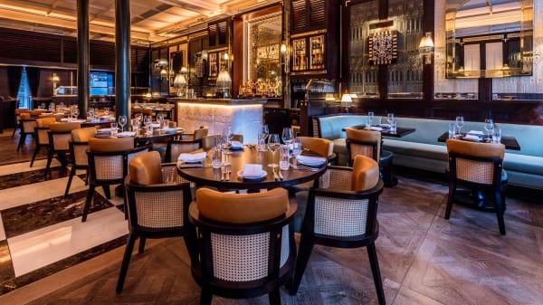 Jamavar Restaurant, London