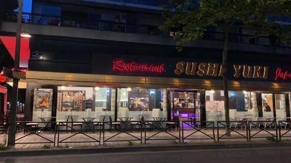Sushi Yuki, Paris