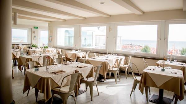 Vista sala - Hotel Ristorante Il Settebello, Cecina