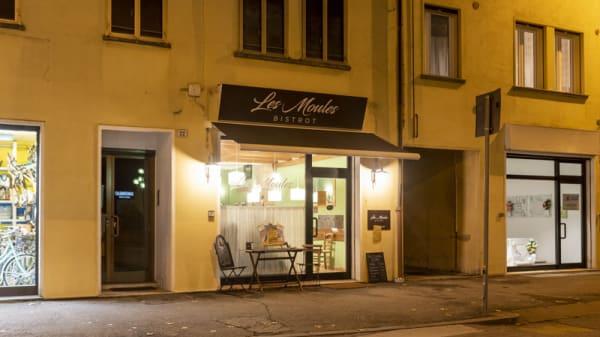 Les Moules Bistrot, Padova