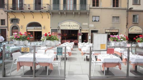 La terrazza - Il Bargello, Florence